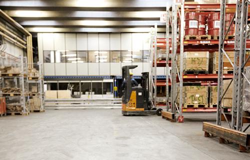 gaffeltruck certifikat københavn